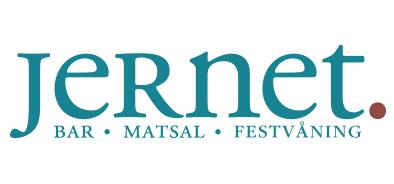 Jernet - Menydesign