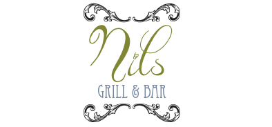 Nils grill bar - Menydesign